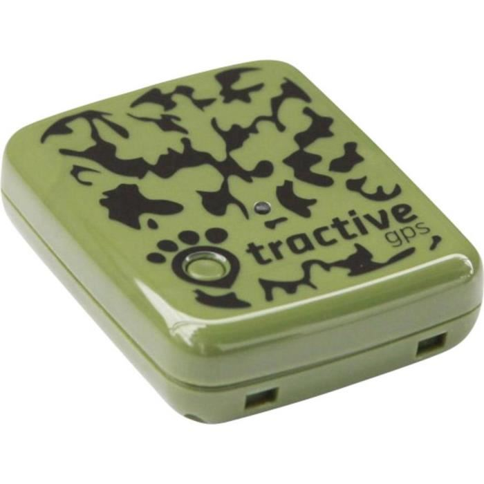 Tractive Traceur GPS